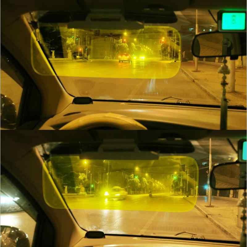 Новый HD автомобиль солнцезащитный козырек очки для водителя день и ночь анти-ослепительные солнцезащитные зеркальные очки автомобиля вид ослепительные очки аксессуары для интерьера