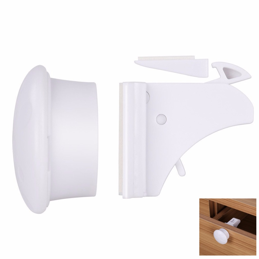 Magnetic Child Lock Baby Protection Baby Protection Cabinet Door Lock Children Drawer Storage Cabinet Protection Invisible Loc