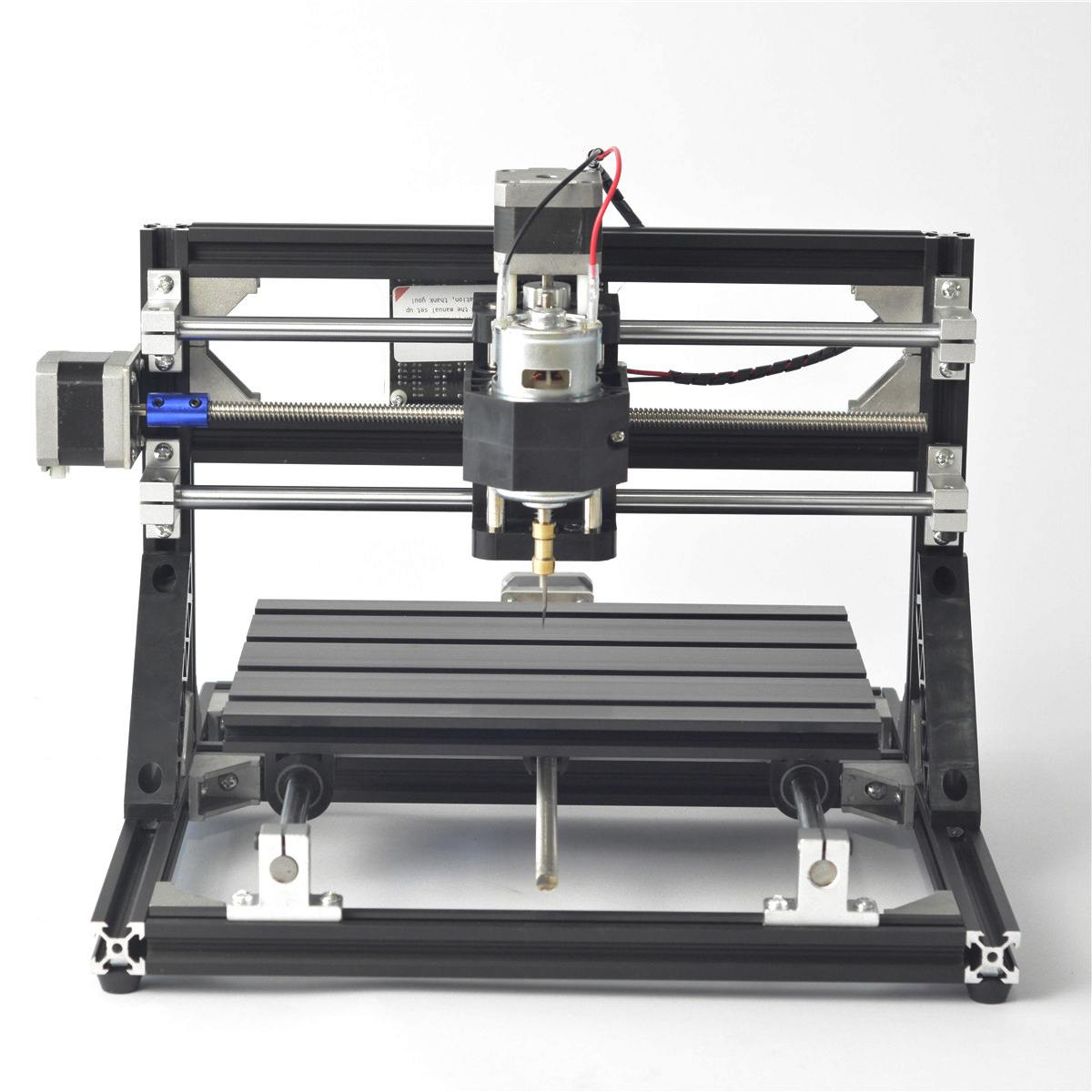 CNC 2418, machine de gravure de CNC, fraiseuse de carte Pcb, Machine de sculpture sur bois, mini routeur de CNC, CNC 2418, meilleurs jouets avancés
