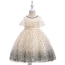 ec853debb4fdc Buy velvet kids wedding gowns and get free shipping on AliExpress.com