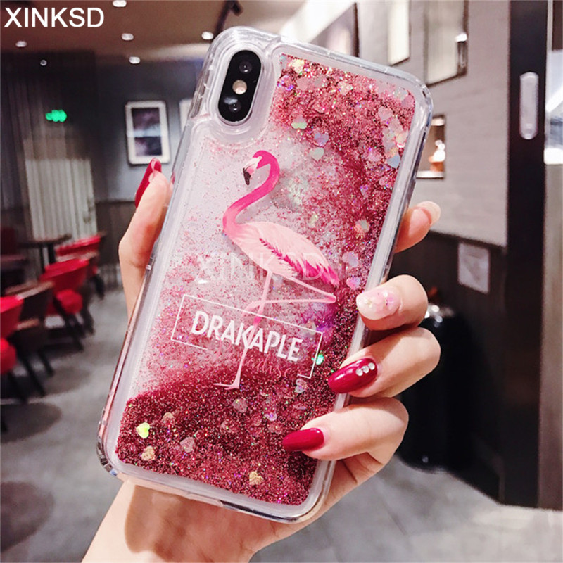 Cellphones & Telecommunications Dynamic Liquid Quicksand Soft Case For Samsung Galaxy A6 A8 A7 2018 A750 S9 S8 Plus S7 Edge A3 A5 A7 2017 J3 J5 J7 2016 Note 8 9 Numerous In Variety