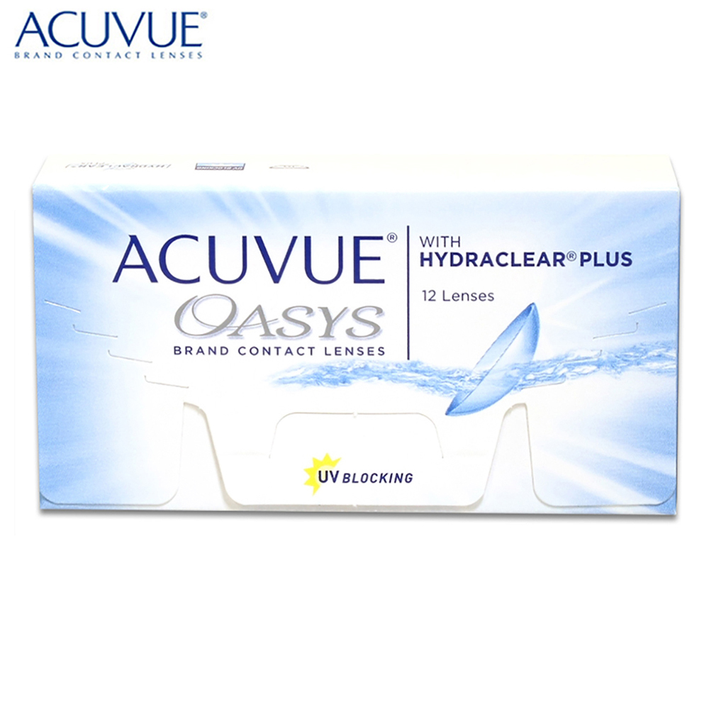 Contact Lenses ACUVUE 936 eye lens vision correction health care funny round lens color block cat eye sunglasses