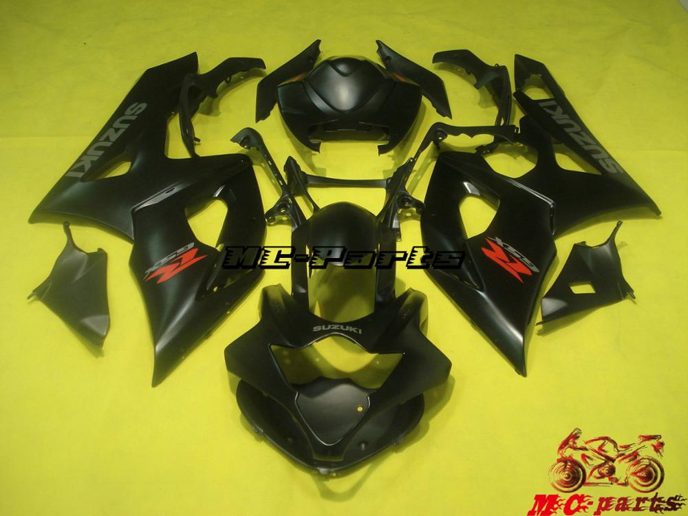 Motorcycle ABS Injection Mold Molding Bodywork Body Work Fairing Panel Racing Kit Set For Suzuki GSXR 1000 K5 2005-2006 SUA