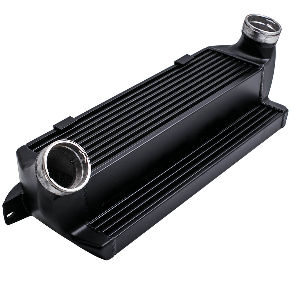 Image 3 - Front Mount Intercooler for BMW E90,E91,E92,E93,E81,E82 520mmx200mmx145mm 335iRadiators & Parts   -