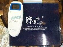 Acupuatuo جديد الوخز بالإبر الإلكترونية مدلك أداة جهاز مساج كهربائي جهاز FZ 1 الشحن فقط روسيا مع البطارية