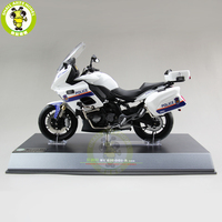 1/10 LCD Benelli BJ600J A Cruise Police Motorcycle Car Diecast Motorcycle Car model Toys Kids Boy Girl Gift sound and lighting