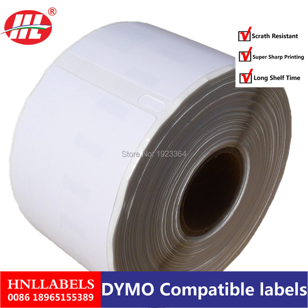 10X Rolls Dymo 11356 Label 41mm X 89mm Compatible Etiketten For LW450 (Also Supply Dymo 11356 99013 99014 11354)