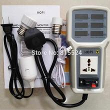 HOPI бренд hp-9800/hp 9800 портативный монитор мощности Измеритель Энергии анализатор измеряемый коэффициент мощности тока-напряжения, США/Великобритания/ЕС/Австралия вилки