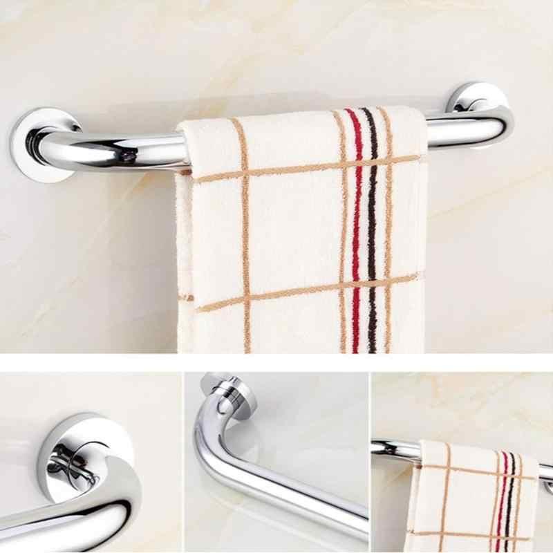 330/430/530/630 cm ze stali nierdzewnej poręcz wanna toaleta poręcz poręcz prysznicowy uchwyt bezpieczeństwa uchwyt wieszak na ręczniki stojak na