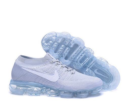 0ddf422618a43 New style 2018 NIKE Air Vapor Max Flyknit Men s Running Shoes Sports men  shoes Outdoor Athletic shoes 40-45