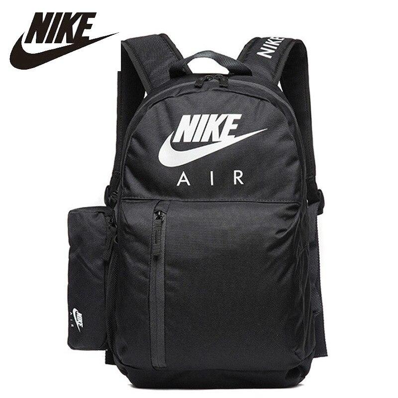 3bb780b0d1da Nike человек плечи тренировочный рюкзак Школьник Холщовая Сумка качество модные  женские спортивные рюкзак