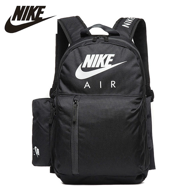 Nike Man Shoulders Training Backpack Schoolboy Canvas Bag Quality Fashion Woman Sports Backpack