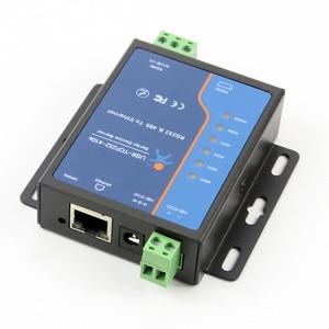 Image 5 - USR TCP232 410S терминальный источник питания RS232 RS485 к TCP/IP преобразователю последовательного сервера Ethernet
