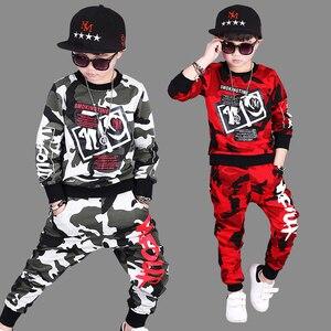 Хип-хоп стиль, осень 2020, Новое поступление, спортивный костюм для мальчиков, Детский свитер, модная одежда для танцев с принтом для мальчиков...