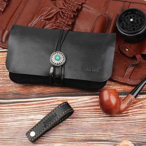 Image 5 - FIREDOG sigara tütün kesesi hakiki deri tütün çantası durumda boru haddeleme makinesi taşıma ot ot