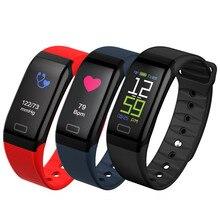 R7 фитнес-трекер цветной экран Смарт-часы для мужчин и женщин детские Bluetooth браслет кровяное давление наручные часы Шагомер