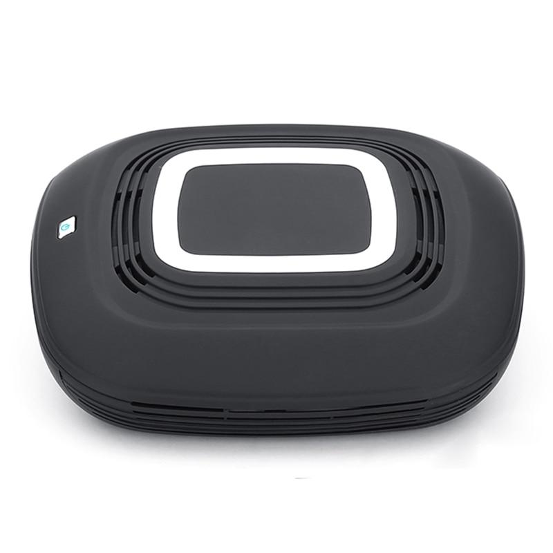 Dual USB car air purifier / purification box only (Noble black)Dual USB car air purifier / purification box only (Noble black)