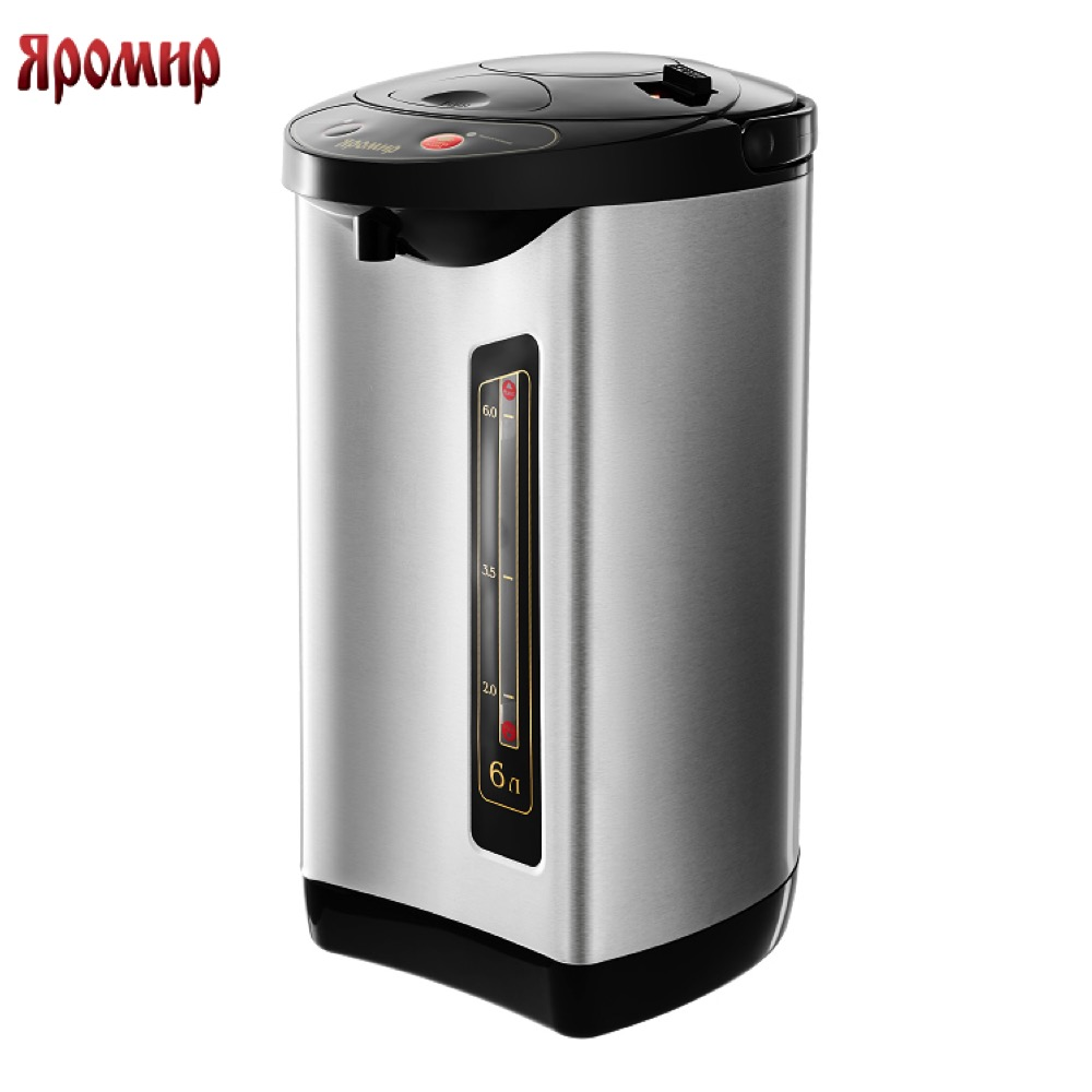 Electric Kettles YAROMIR 0R-00002299 Kitchen Appliances Teapot warmer YR-1900