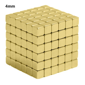 4mm 216Pcs Magnetic Blocks Toy