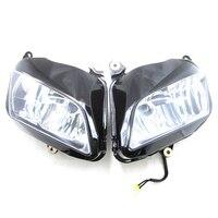 KEMiMOTO Motorcycle Front lights Headlight Head Lamp For Honda CBR 600RR CBR600RR 2007 2008 2009 2010 2011 CBR600 600 RR