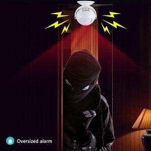 Image 4 - Wykrywacz ruchu witamy dzwonek 4 funkcje PIR sklep wejście do sklepu czujnik ruchu Alarm indukcyjny na podczerwień dzwonek do drzwi lampka nocna