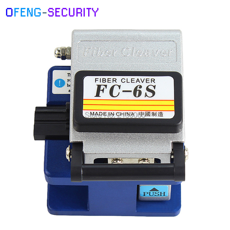Fiber Optic Cleaver Fc-6s Cold Aluminum Fiber Knife Cutting Used In FTTX FTTH FC-6S Fiber Cleaver Tool