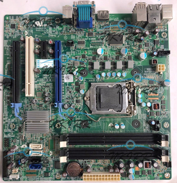 US $50 4 10% OFF| E93839 KA0121 6D7TR 6NWYK HY9JP YFTD9 J3C2F VNP2N VNP2H  2VM2Y Q65 MotherBoard for Dell Optiplex 990 MT 790 Mini Tower-in