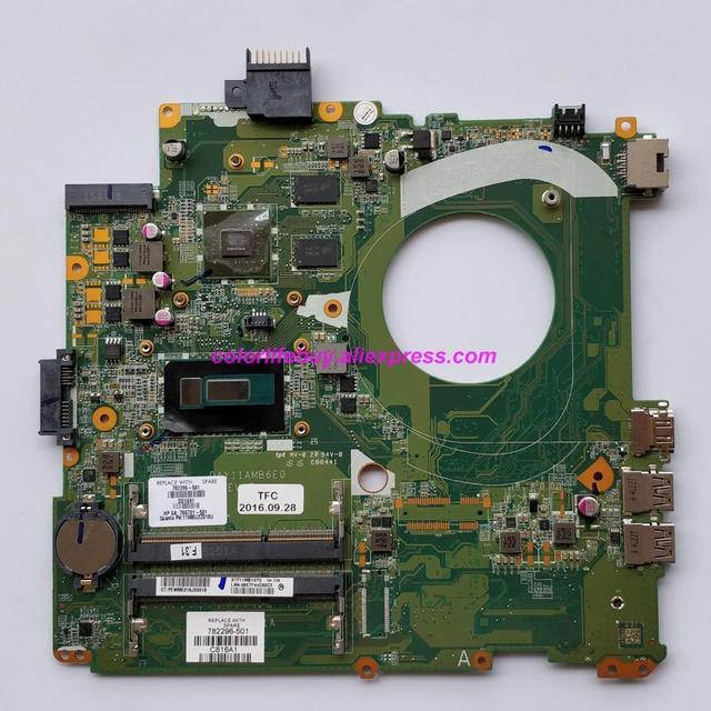 Echtes 782296 501 782296 001 DAY11AMB6E0 w I5 5200U CPU 840 M/2 GB Motherboard für HP 14T V 14 V Serie NoteBook PC