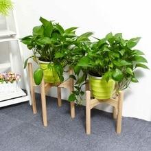 Мебель новые полки для растений деревянная подставка для растений цветочный горшок садовая стойка подставка для цветов Деревянная Полка Стеллаж для хранения