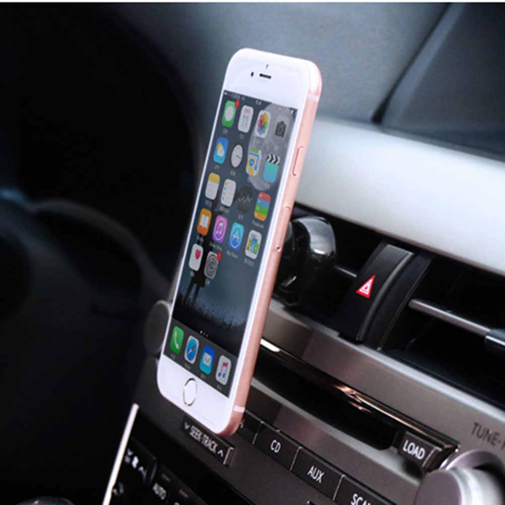 1 pc Telefone Stands Moun Telefone Do Carro Magnético Universal Titular de Telefone Celular Carro Titular Do Telefone Do Carro de Montagem para Carros Casa tabelas