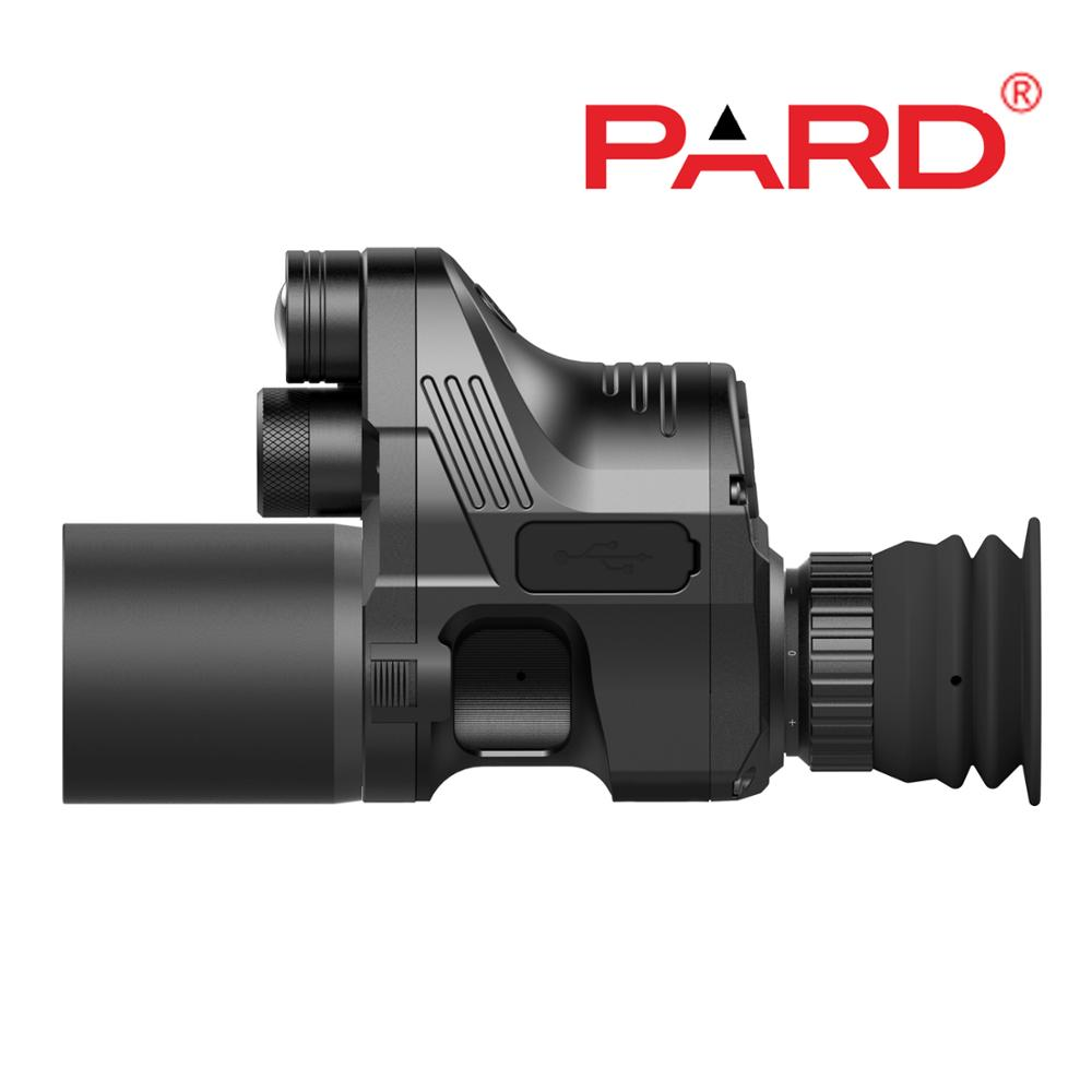 PARD NV007 1080 P HD IR инфракрасное ночное видение охотничья область Wifi приложение 200 м Диапазон NV оптика зрение ночного видения винтовка Сфера горя...