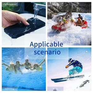 Image 5 - KISSCASE водонепроницаемый чехол для телефона iPhone 6 6S 7 8 Plus SE 5 водонепроницаемый чехол для плавания и дайвинга чехол для iPhone X XR XS Max