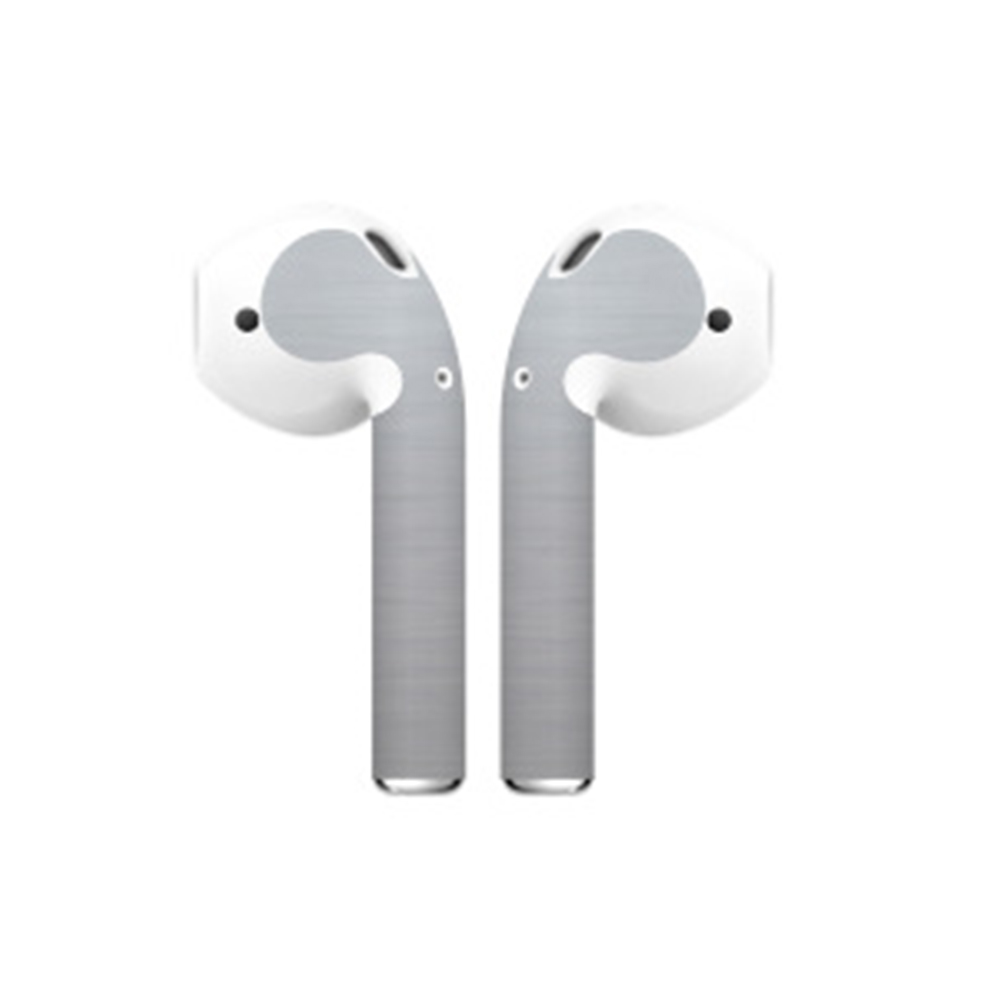 Image 5 - Drop Shipping Fine Skin Sticker For Apple Airpods Air Pods Earphone Sticker Earphone Accessories-in Stickers from Consumer Electronics