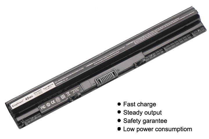 KingSener 14.8V 40WH ноутбуктың аккумуляторы - Ноутбуктердің аксессуарлары - фото 2