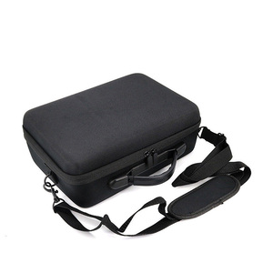 Image 5 - 2018 nueva funda de Dron portátil EVA carcasa dura bolsa de hombro de almacenamiento bolsas caja de mango para DJI Spark Drone Accesorios