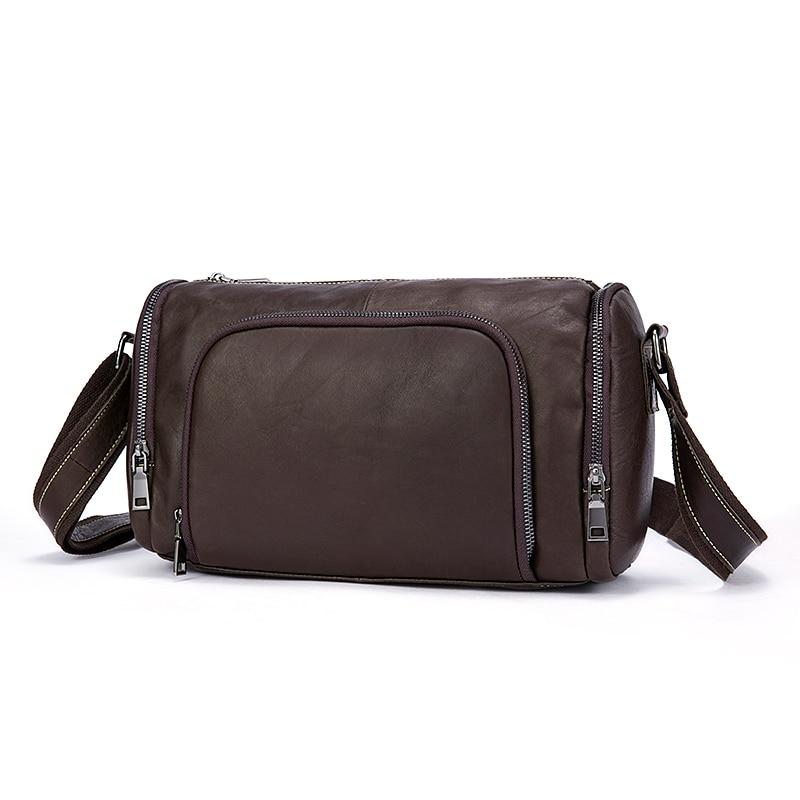 Fashion Mens Leather Bags Handbags Crossbody Bags For Man 873 Messenger Bag Men Genuine Leather Male Shoulder Bag Fashion Mens Leather Bags Handbags Crossbody Bags For Man 873 Messenger Bag Men Genuine Leather Male Shoulder Bag