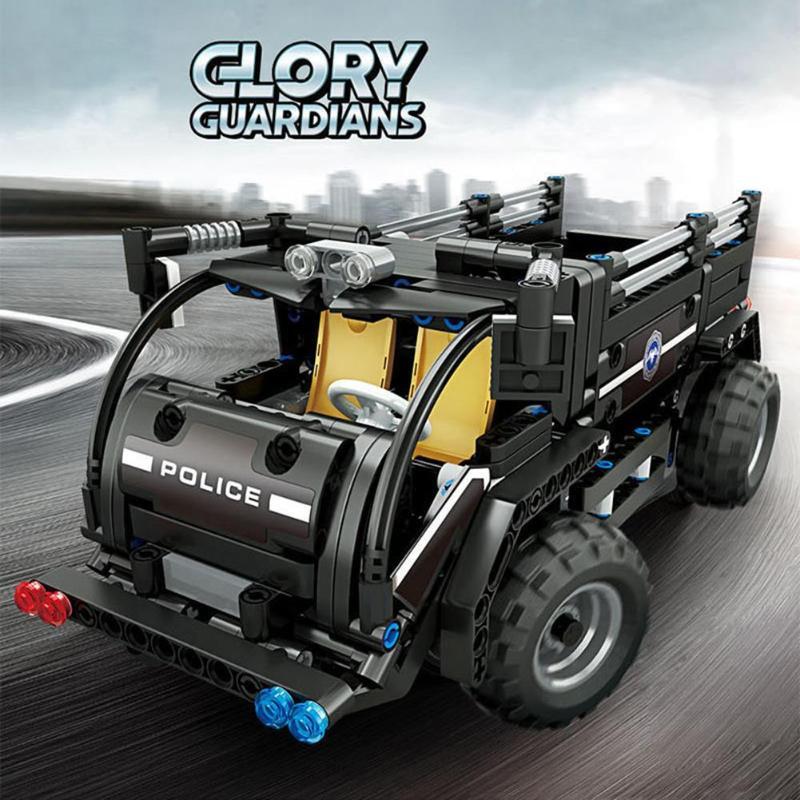 Kopen Goedkoop Diy 1 18 Elektrische Speciale Alarm Commando Auto Rc