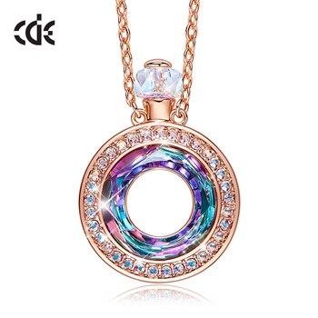 cda179dcc617 Mintha genuino 18 K blanco amarillo oro rosa cadena venta del precio de costo  puro 18 K oro collar de moda para el amor el mejor regalo para las mujeres