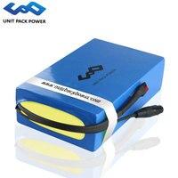 Бесплатная доставка 60 V 30Ah литийный электровелосипед ионный аккумулятор 2000 W аккумулятора электроскутера с 60A BMS 67,2 v 5A быстрое зарядное устр