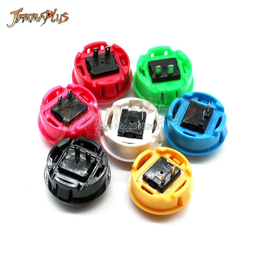 Set Joystick Koreanisch Arcade 1 Player Birne Schaltflächen Amerikaner Gelb Mame Low Price Spielzeug Sonstige