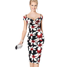 2019 new European and American sexy strap dress explosion print slip shoulder pencil free shipping