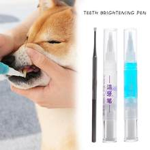 Dog Grooming Dog Teeth Cleaning Whitening Pen Carbamide Peroxide Gel Effective Painless No Sensitivity Easy To Use For Pet(China)