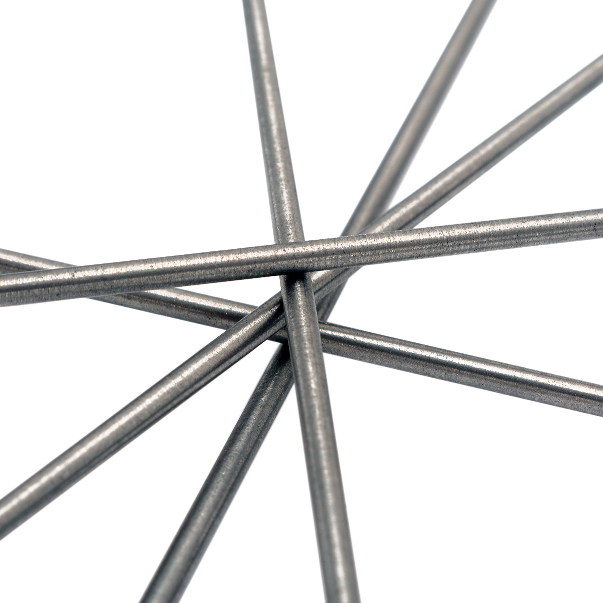 5pcs/Lot Grade 5 Ti Bars GR5 Practical Titanium Metal Rod 2mm*250mm Sticks For Manufacturing Welding