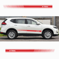 For Nissan Xtrail X trail Creative Car Whole Body Sticker Decoration Car Protection Stickers Car Styling Auto Accessories