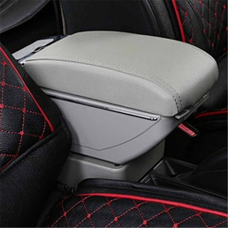 Styling Arm Rest Car Car styling protector Modified Mouldings Upgraded Interior Armrest Box 12 13 14 15 16 17 FOR Kia K2 in Armrests from Automobiles Motorcycles