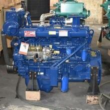 Китайский поставщик судовых дизельных двигателей 92 кВт/1500rmp Ricardo R6105AZC судовых дизельных двигателей для морских дизельных генераторов мощности