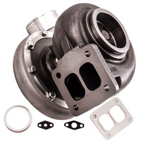 Turbo Turbocharger GT45 for T4 T66 Wet Float A/R .66 A/R 1.05 Oil Cooled for Ford XR6 Falcon 4.0i A/R 1.05 turbine Universal