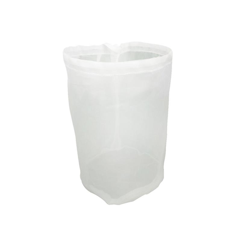 Mesh White Square Gauze Filter Bag For Wine Juice Tea Beer Strainer Pouch