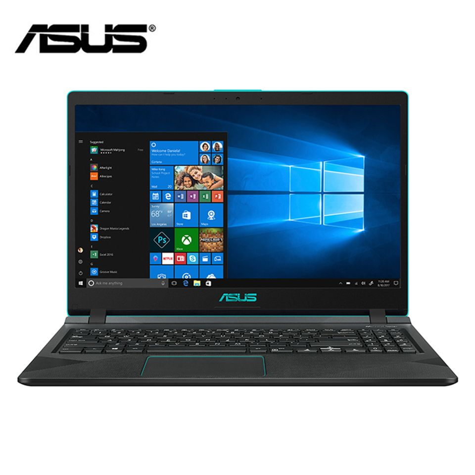 ASUS Notebook 15.6 Inch Win10 Qual Core i7-8550U  8GB RAM DDR4/1TB+128G SSD GTX1050 Gaming Laptop Black