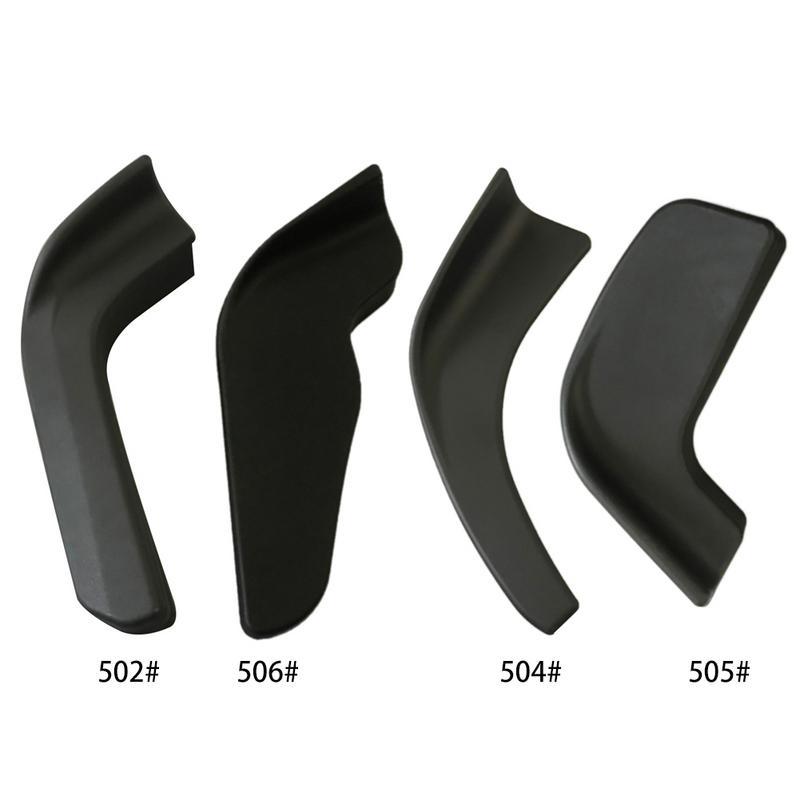 Black Airdam//Body Extension Plastic Pair 10 ft Roll